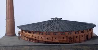 Hoffman Kiln