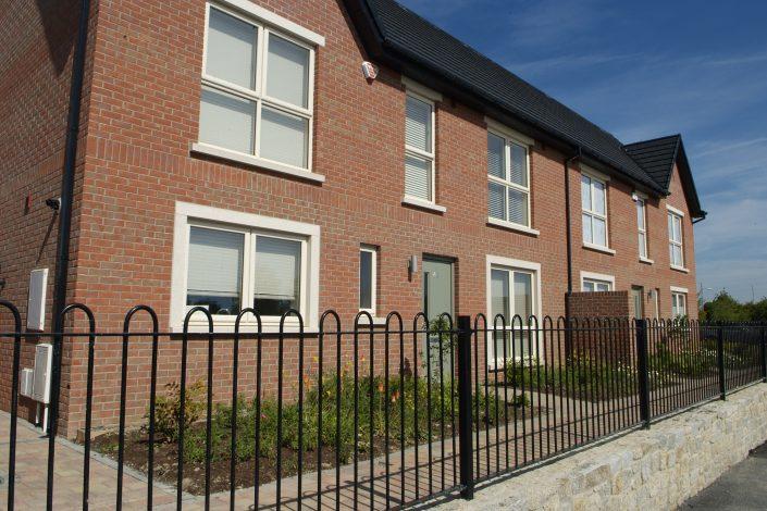 Red Brick Houses Dublin